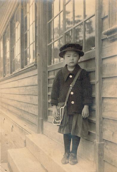 昭和の風景 須磨子伯母